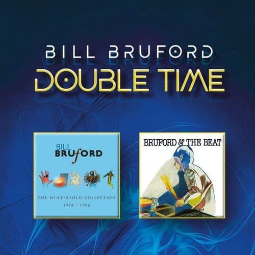 Bill Bruford<br>Double Time<br>CD, Comp + DVD
